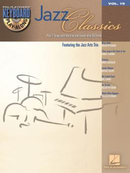 Jazz Classics: Keyboard Play-Along Volume 19 (HL-00701244)