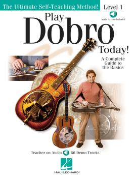 Play Dobro® Today! - Level 1: A Complete Guide to the Basics (HL-00701505)
