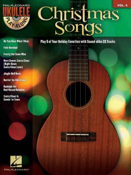 Christmas Songs: Ukulele Play-Along Series Volume 5 (HL-00701696)