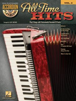 All-Time Hits: Accordion Play-Along Volume 2 (HL-00701706)
