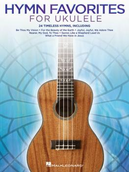 Hymn Favorites for Ukulele (HL-00701765)
