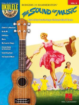 The Sound of Music: Ukulele Play-Along Volume 9 (HL-00701784)