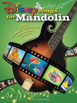 Disney Songs for Mandolin (HL-00701904)