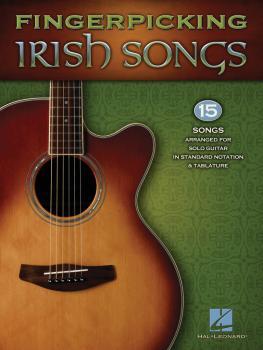 Fingerpicking Irish Songs (HL-00701965)