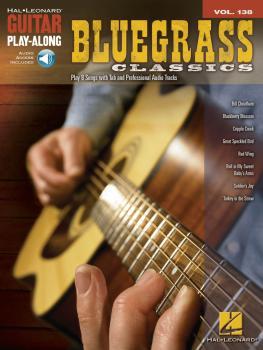 Bluegrass Classics: Guitar Play-Along Volume 138 (HL-00701967)