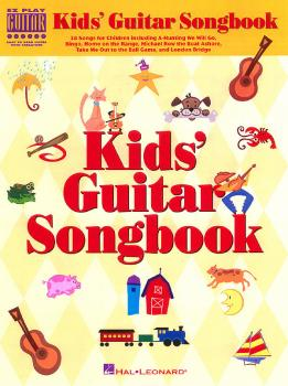 Kids' Guitar Songbook (HL-00702102)