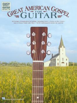 Great American Gospel for Guitar (HL-00702148)