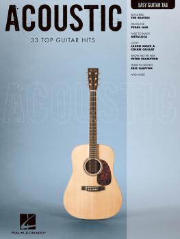 Acoustic: Easy Guitar with Notes & Tab (HL-00702287)