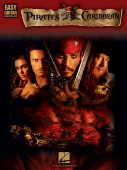 Pirates of the Caribbean for Easy Guitar (with Tab) (for Easy Guitar w (HL-00702515)