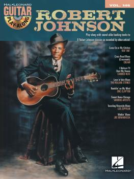 Robert Johnson: Guitar Play-Along Volume 146 (HL-00702533)