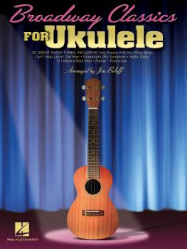 Broadway Classics for Ukulele (HL-00702555)
