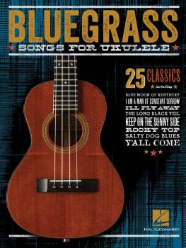 Bluegrass Songs for Ukulele (HL-00702583)