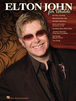 Elton John for Ukulele (HL-00702610)