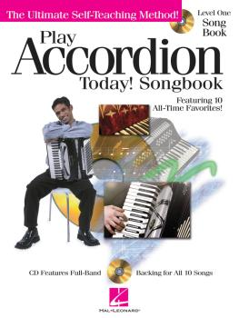 Play Accordion Today! Songbook - Level 1 (HL-00702657)