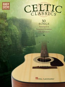 Celtic Classics: Easy Guitar with Notes and Tab (HL-00703387)