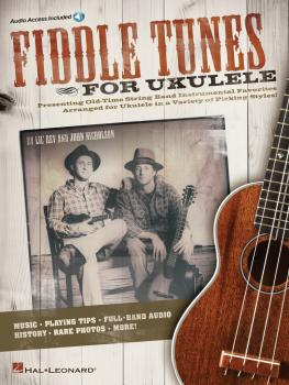 Fiddle Tunes for Ukulele (HL-00703890)