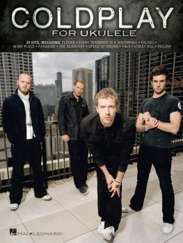 Coldplay for Ukulele (HL-00704134)