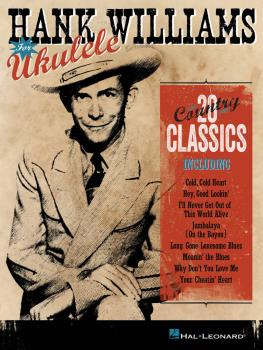 Hank Williams for Ukulele (HL-00704135)