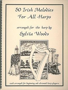 50 Irish Melodies for All Harps (HL-00720202)