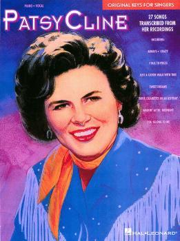 Patsy Cline - Original Keys for Singers (HL-00740072)