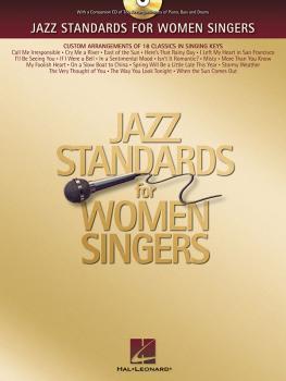 Jazz Standards for Women Singers: Custom Arrangements of 18 Classics i (HL-00740181)