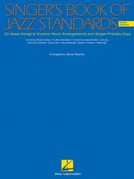 The Singer's Book of Jazz Standards - Men's Edition (Men's Edition) (HL-00740209)