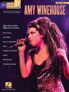 Amy Winehouse: Pro Vocal Women's Edition Volume 55 (HL-00740444)