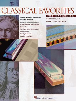 Classical Favorites for Harmonica (HL-00820006)