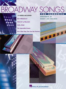 Broadway Songs for Harmonica (HL-00820009)