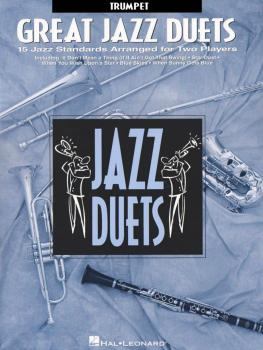 Great Jazz Duets (Trumpet) (HL-00841019)