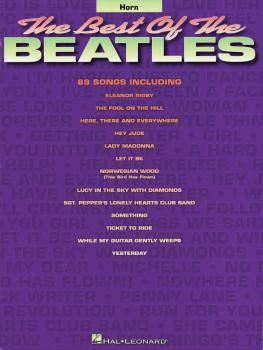 Best of the Beatles for French Horn (HL-00842119)