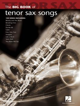 Big Book of Tenor Sax Songs (HL-00842210)
