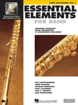 Essential Elements EE2000 Flute (French Edition) (HL-00860207)