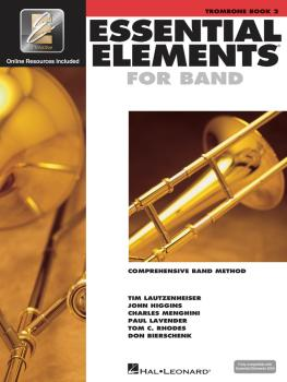Essential Elements for Band - Book 2 with EEi (Trombone) (HL-00862599)