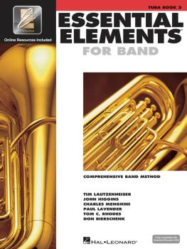 Essential Elements for Band - Book 2 with EEi (Tuba in C B.C.) (HL-00862602)