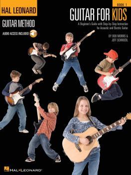 Guitar for Kids: Hal Leonard Guitar Method (HL-00865003)