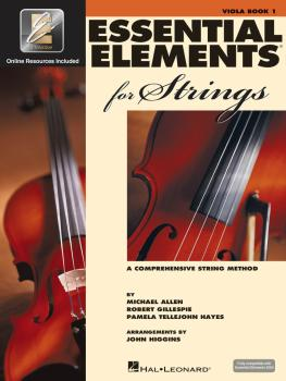 Essential Elements for Strings - Book 1 with EEi (Viola) (HL-00868050)