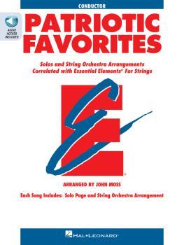 Patriotic Favorites for Strings (Conductor) (HL-00868063)
