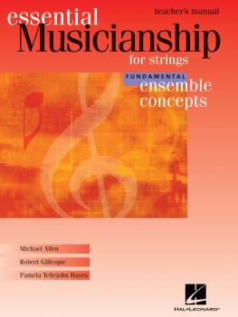 Essential Musicianship for Strings - Ensemble Concepts: Fundamental Le (HL-00960186)