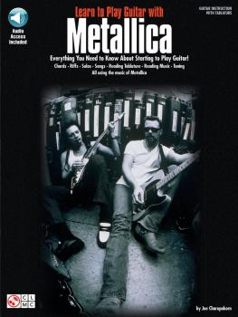 Learn to Play Guitar with Metallica (HL-02500138)