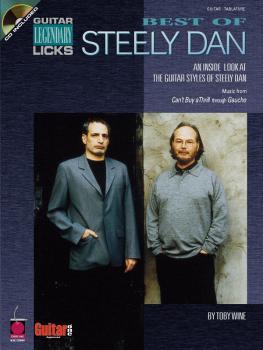 Best of Steely Dan: An Inside Look at the Guitar Styles of Steely Dan (HL-02500160)