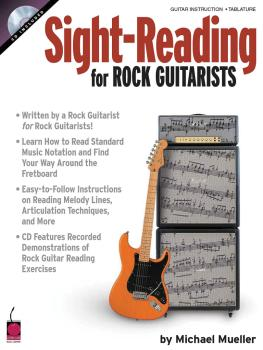 Sight Reading for Rock Guitarists (HL-02500616)