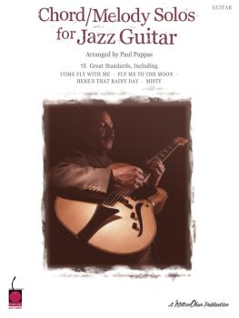 Chord/Melody Solos for Jazz Guitar (HL-02500670)