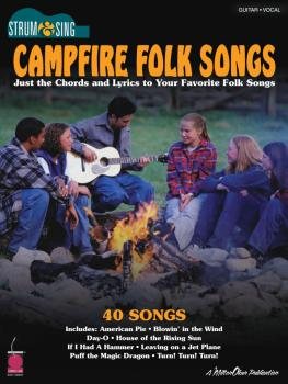 Campfire Folk Songs (HL-02500686)
