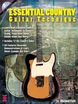Essential Country Guitar Technique (HL-02500695)