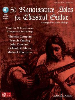 50 Renaissance Solos for Classical Guitar (HL-02500837)