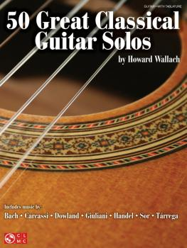 50 Great Classical Guitar Solos (HL-02500992)