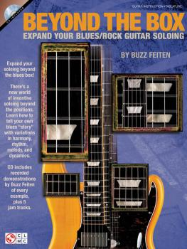 Beyond the Box: Expand Your Blues/Rock Guitar Soloing (HL-02501419)