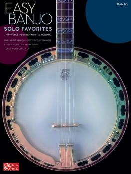 Easy Banjo Solo Favorites (HL-02501685)