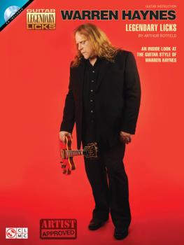 Warren Haynes Legendary Licks (HL-02501700)
